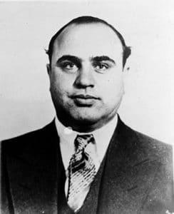 Mugshot von Al Capone (1931)