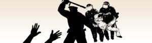 Gewalt und Polizei