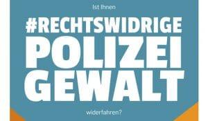 Forschungsprojekt KViA-POL zu rechtswidriger Polizeigewalt